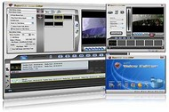 SuperDVD Video Editor screenshot